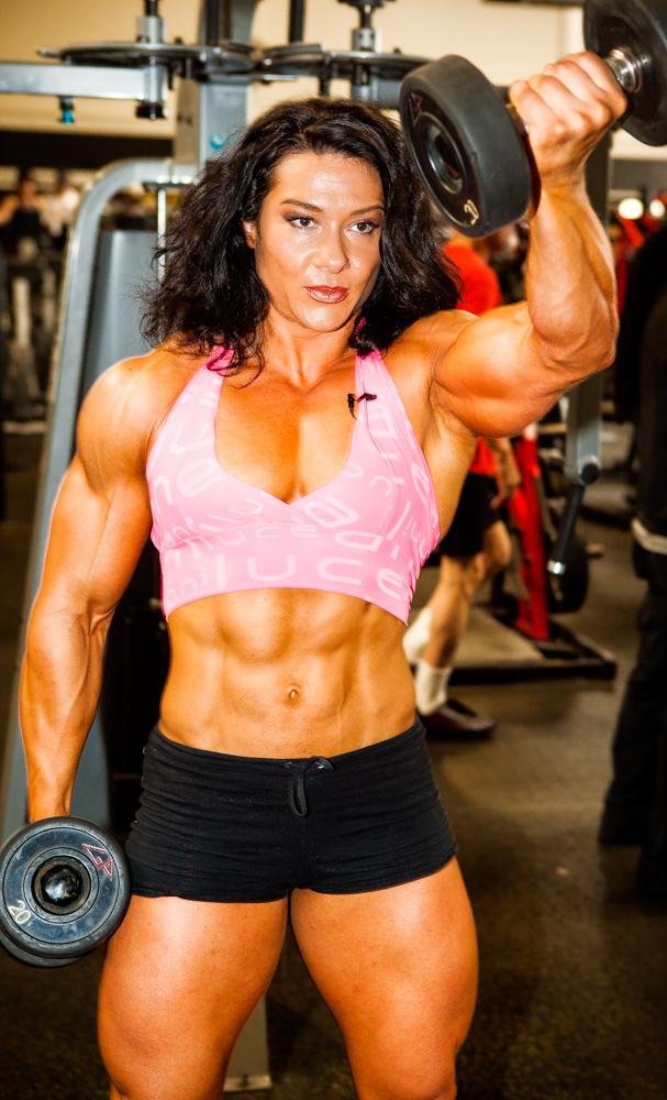 Alina Popa - Gym