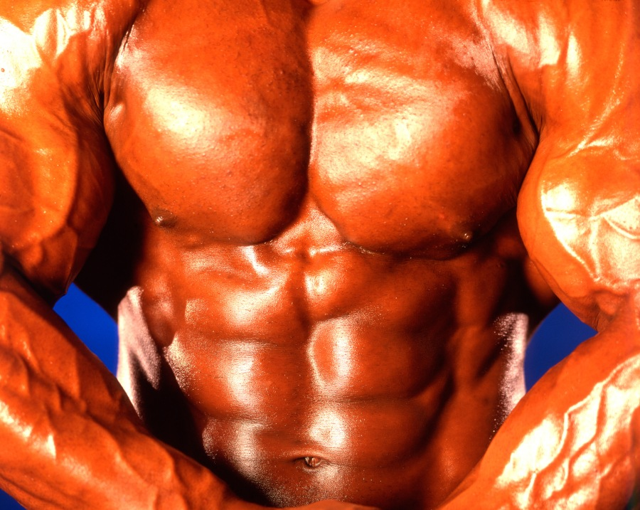 most_muscular