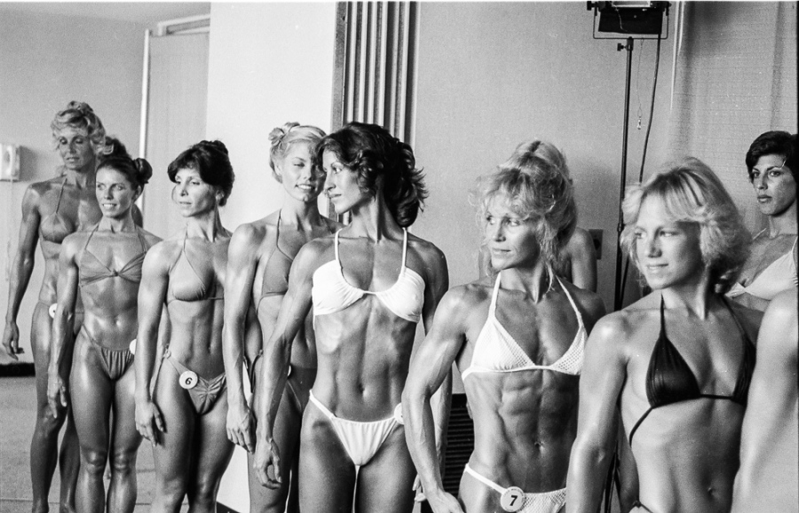 Ms. Olympia 1980 - In the beginning was definition.