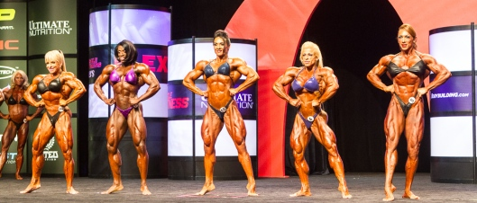 These Ms. Olympia competitors are great - but there should be more of them.