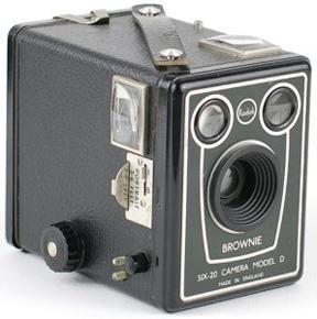 brownie-camera