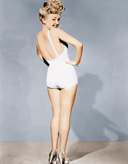 In 1944 a Betty Grable pin up was considered sexy. Today it looks quaint. In 1844 it would have been pornographic. Eye of the beholder.