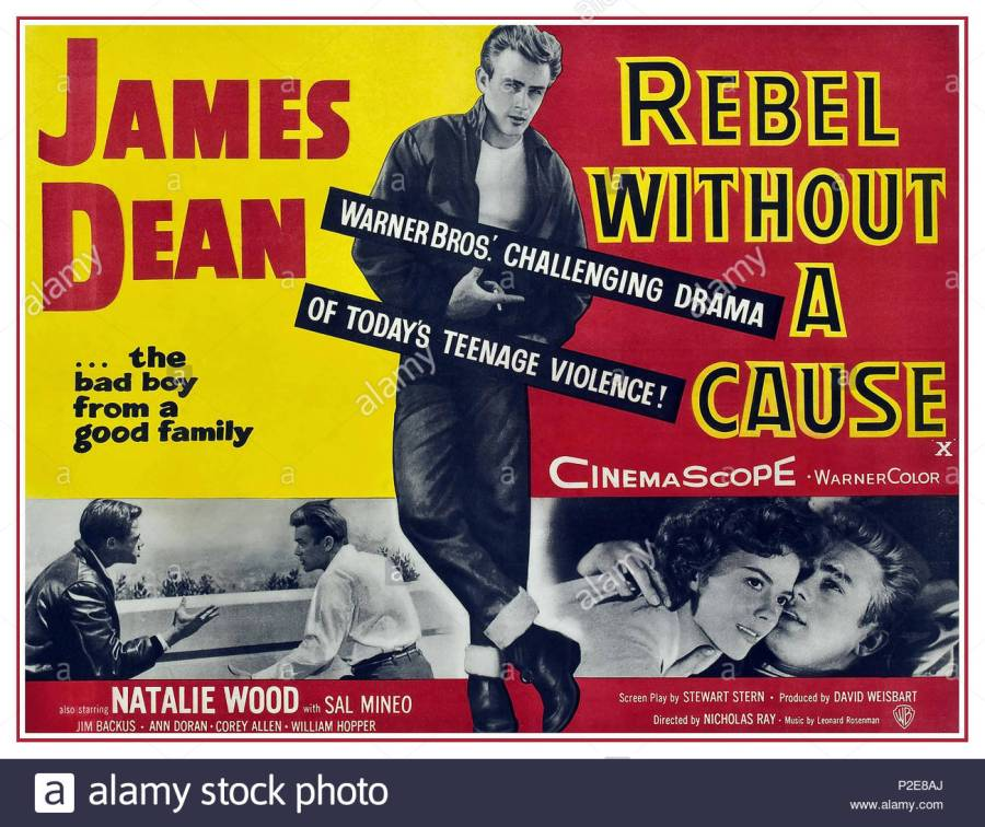 1950s-vintage-movie-film-poster-rebel-without-a-cause-1955-starring-james-dean-natalie-wood-sal-mineo-P2E8AJ